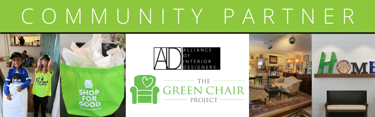 Community Partner - The Green Chair Project