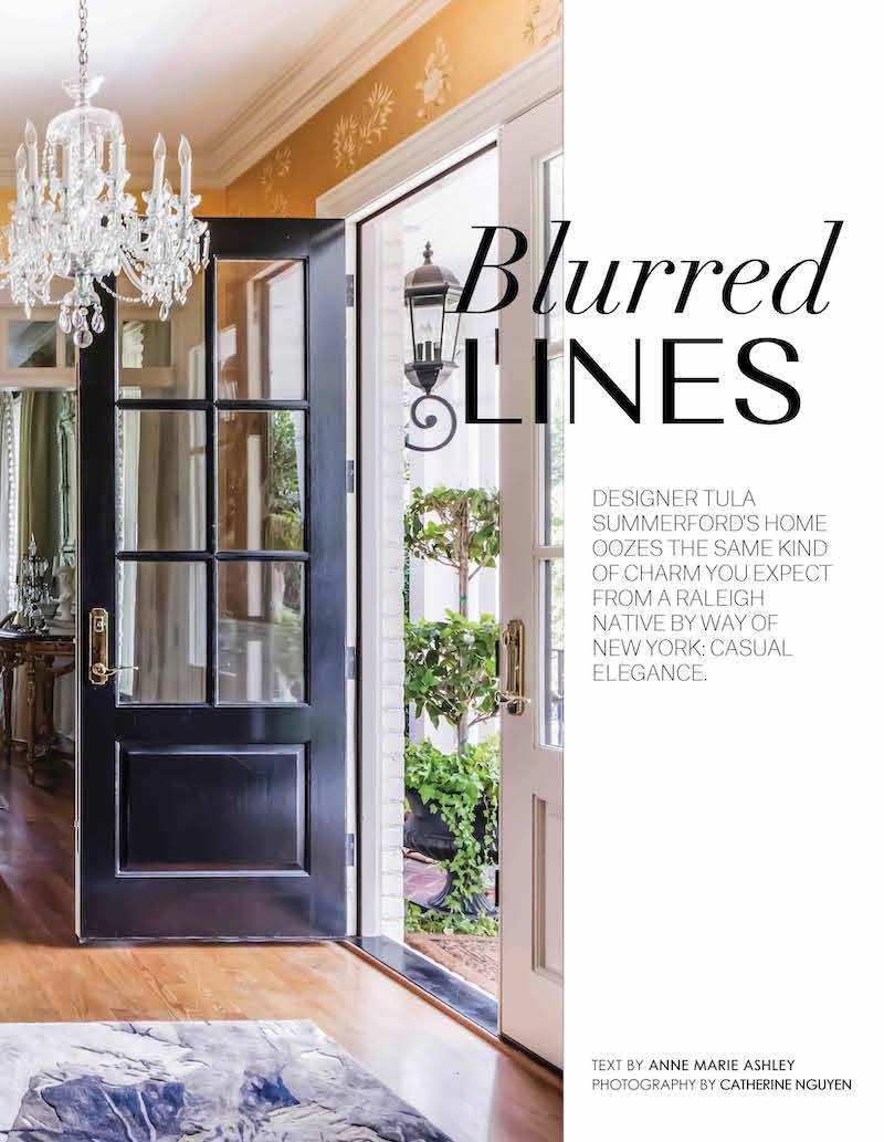 Home Design & Decor - In the Media Featured