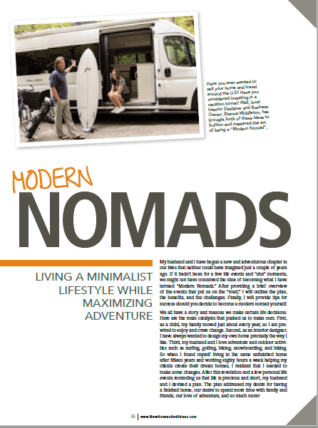 Modern Nomads - Shanna Middleton